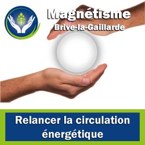 Magnétisme - Relancer la circulation énergétique