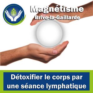Magnétiseur Corrèze - Détoxifier le corps par une séance lymphatique