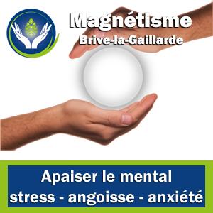 Magnétisme - apaiser le mental